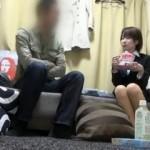 【セックス部屋盗撮】綺麗で清楚なお姉さんをセックス部屋に連れ込んで激しくセックス!コレクションにするために隠しカメラで盗撮!