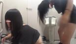 【トイレ盗撮流出無修正】和式要注意!排泄マニアの盗撮魔に真下からオマンコを覗かれた女子大生JD達。ワレメから勢い良く飛び出すオシッコ。こんな恥ずかしい姿を赤の他人に見られるなんて…。